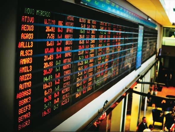 bolsa de valores Brasil