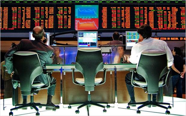 uma imagem sobre investimento na bolsa