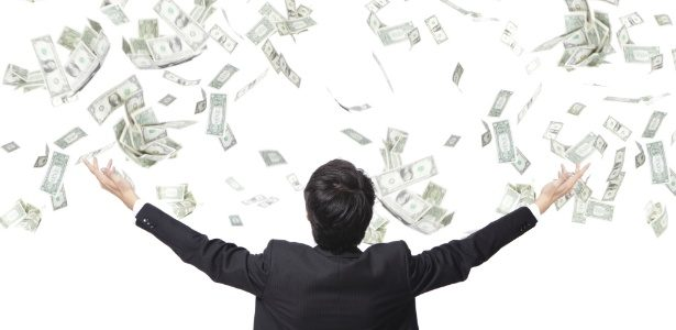 uma imagem sobre dinheiro na crise