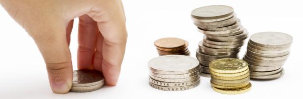 uma imagem sobre investir com pouco dinheiro