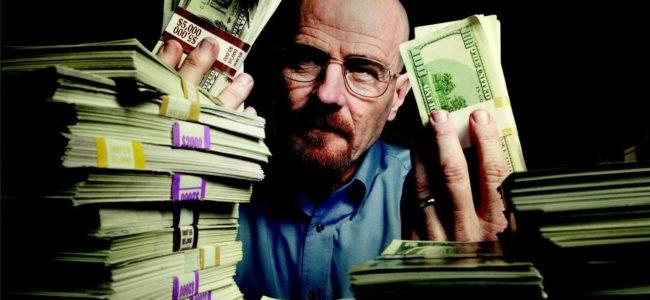 uma imagem sobre ficar milionário