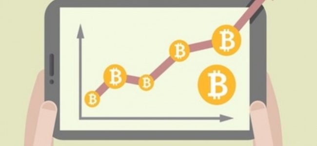 uma imagem sobre investir em bitcoin
