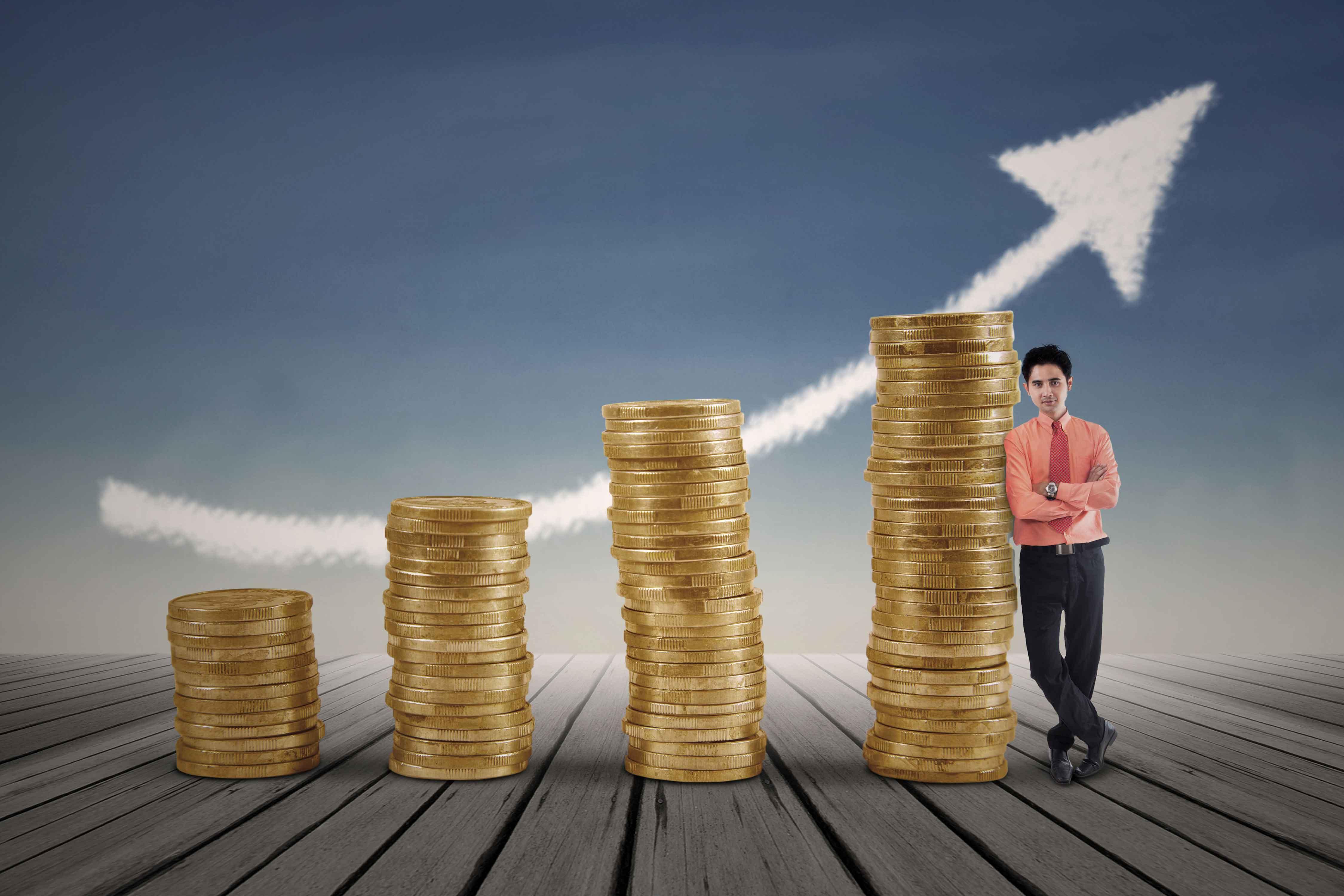 uma imagem sobre investimentos
