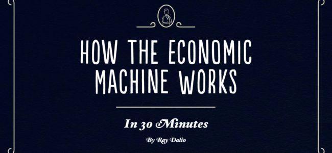 Como funciona a economia