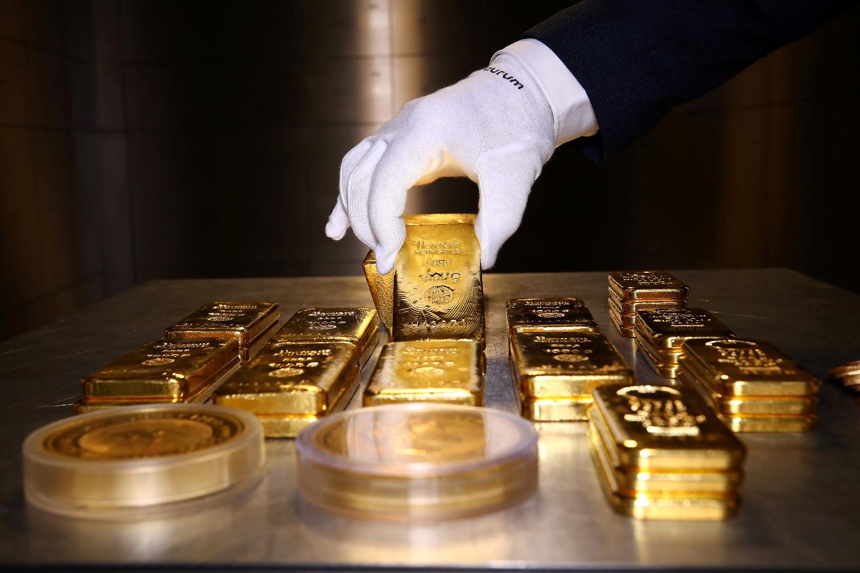 Para que serve o ouro
