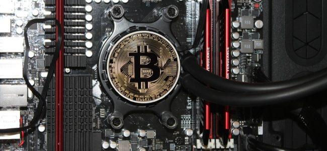 Hash no Bitcoin