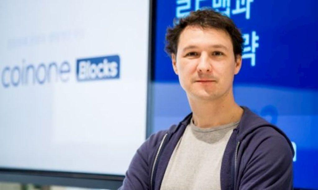 Jeb Mccaleb fundador da XLM