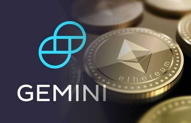 Gemini Ethereum