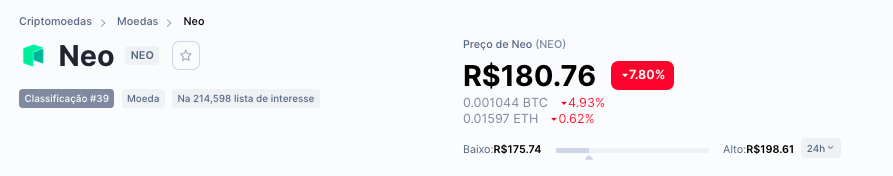 Neo ICO